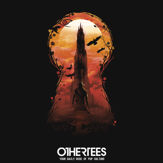 OtherTees: The Wind Through the Keyhole