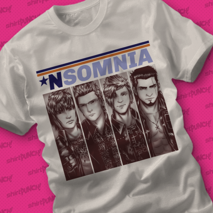 ShirtPunch: Nsomnia