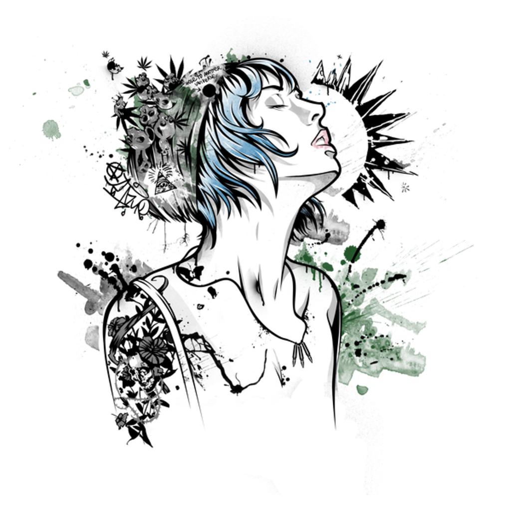 NeatoShop: Life is GRAFFITI - Chloe