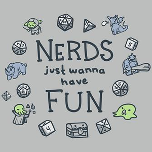 TeeTurtle: Nerds Just Wanna Have Fun