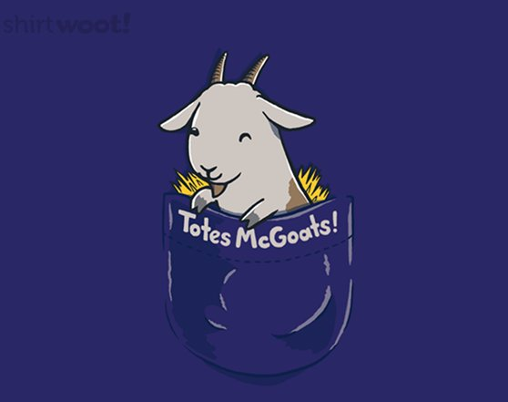 Woot!: Totes McGoats Tote