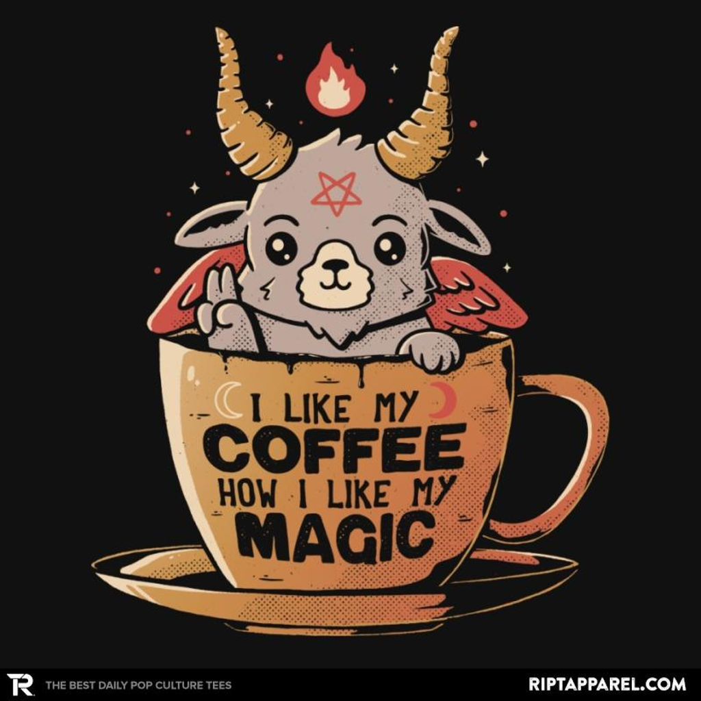 Ript: Black Coffee