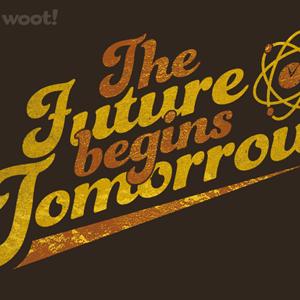Woot!: Tomorrow's Future