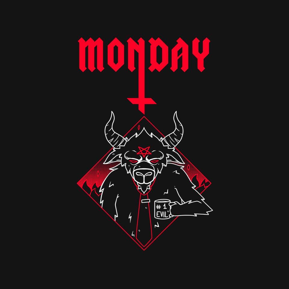 TeeFury: Black Monday