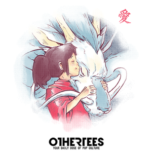 OtherTees: Spirited Love