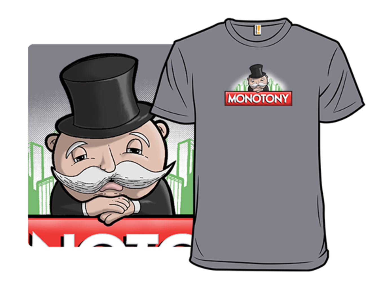 Woot!: Monotony
