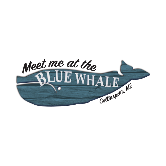 TeePublic: Meet me at the Blue Whale