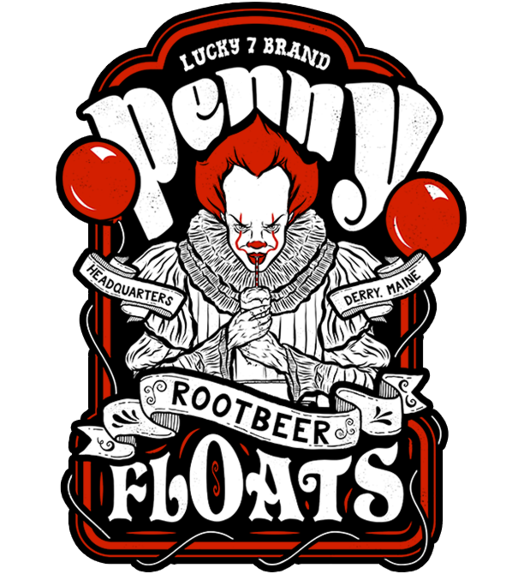 teeVillain: Penny Floats