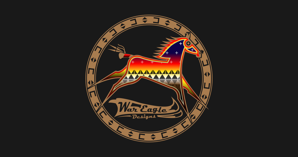 TeePublic: Protecting the people Brown Horse