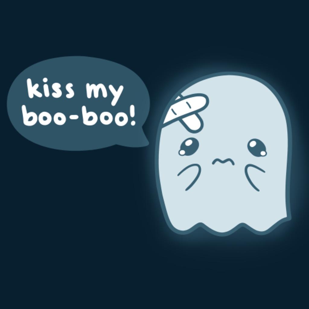 TeeTurtle: Kiss My Boo-Boo