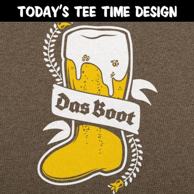 6 Dollar Shirts: Das Boot Stein