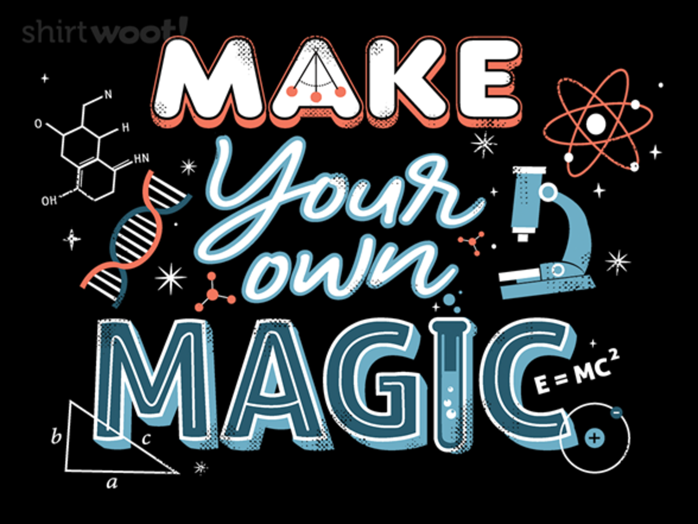 Woot!: Make Your Own Magic