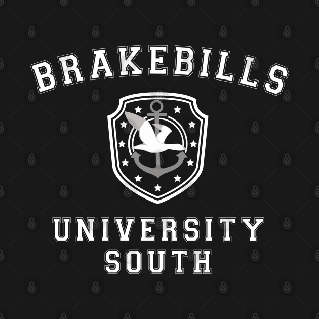 TeePublic: Brakebills South Campus