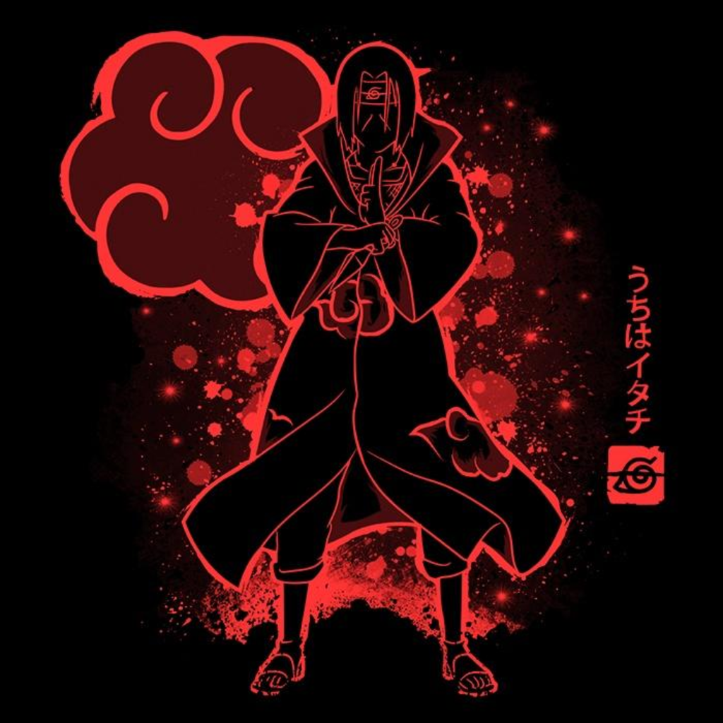 Once Upon a Tee: The Uchiha