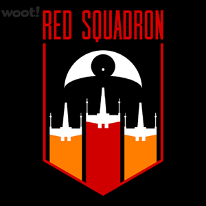 Woot!: Red Squadron