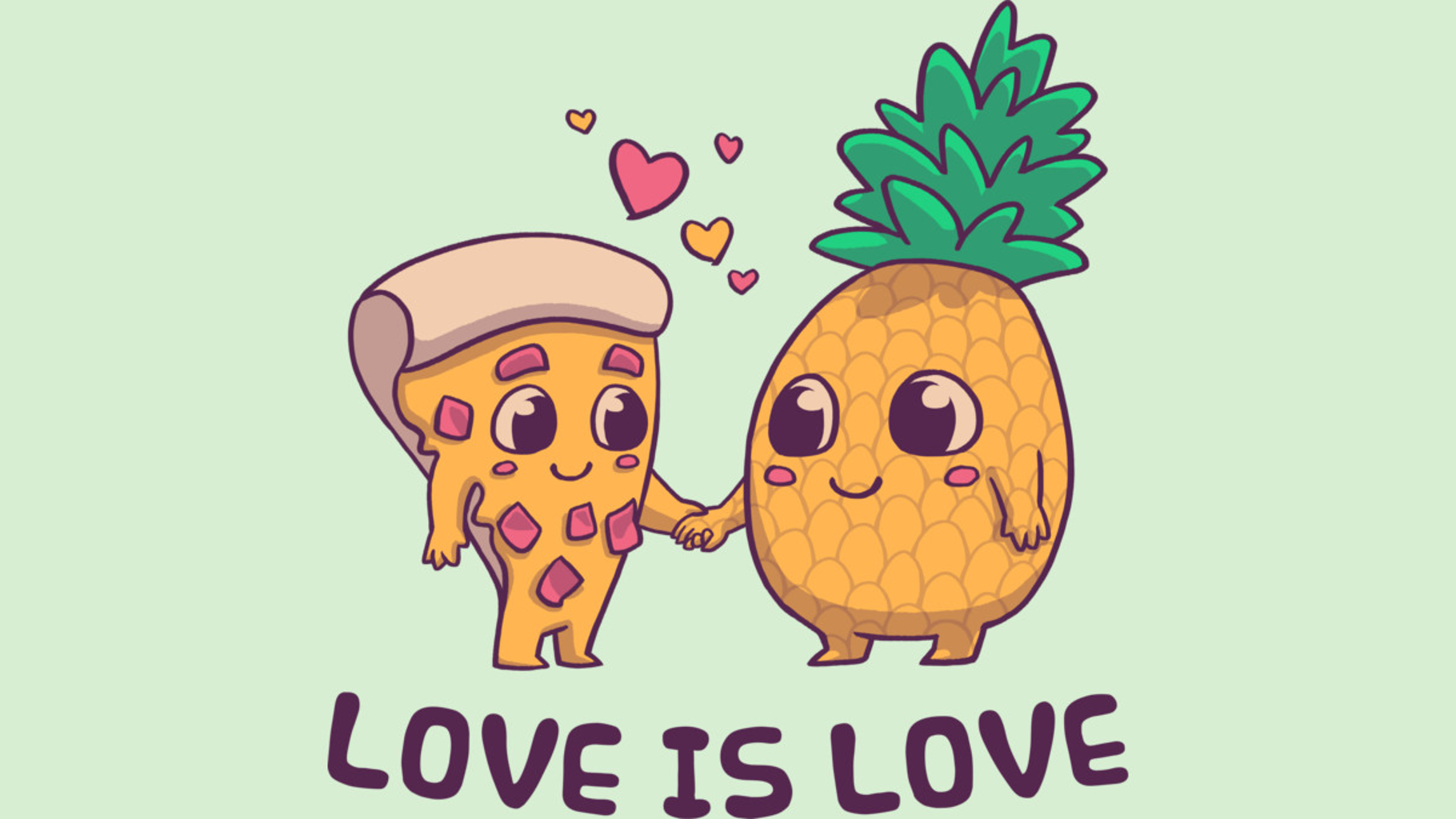 Design by Humans: Love is Love