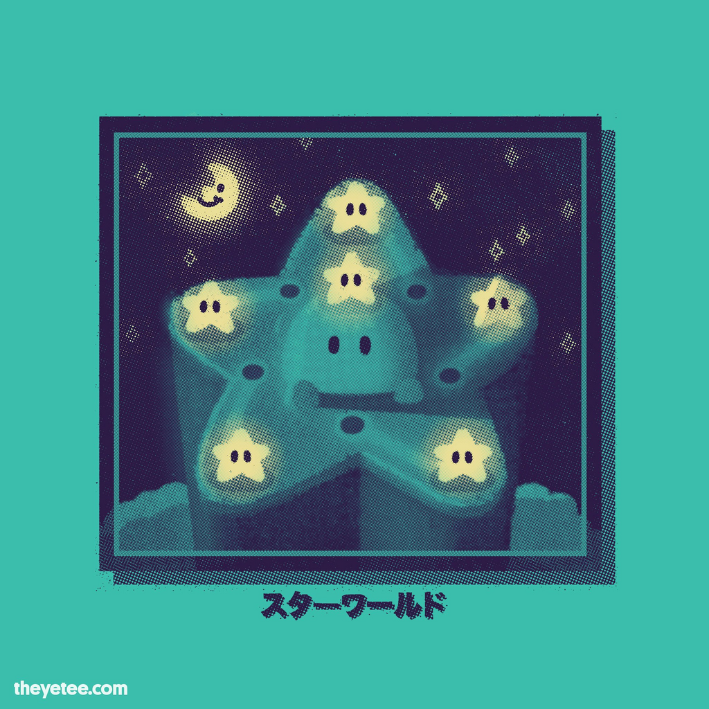 The Yetee: Star Land