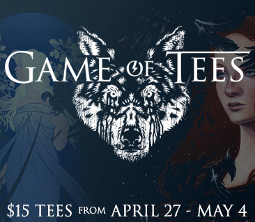 TeeFury: Game of Tees Collection