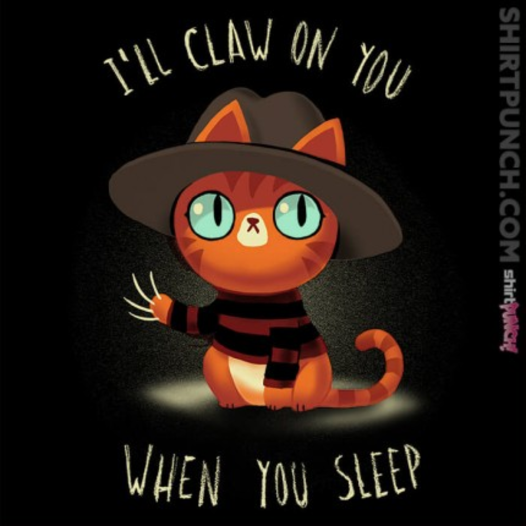 ShirtPunch: A Nightmare On Kitty Street