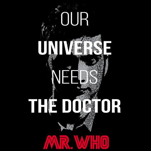 WhovianShirts: MR. WHO