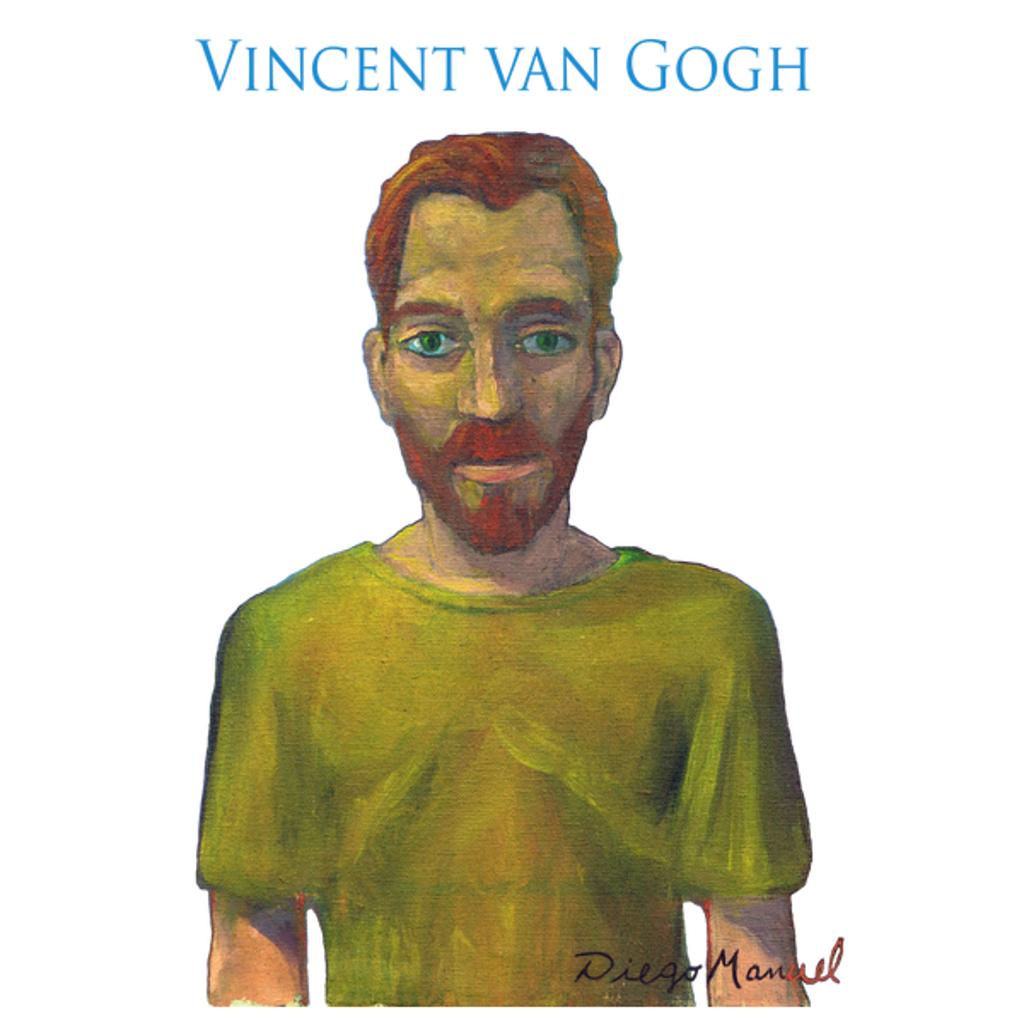 NeatoShop: Vincent Van Gogh 2
