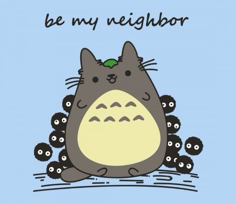 TeeFury: Be My Neighbor
