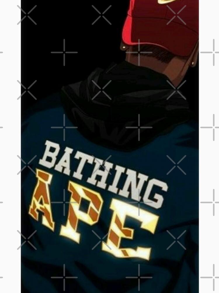 RedBubble: bathing_ape
