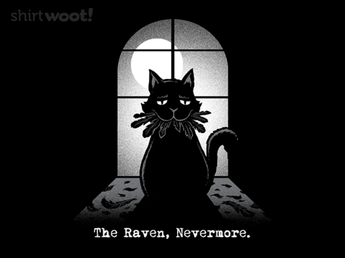 Woot!: The Raven, Nevermore - $8.00 + $5 standard shipping