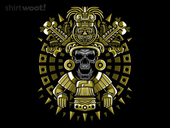 Woot!: Mayan Skull