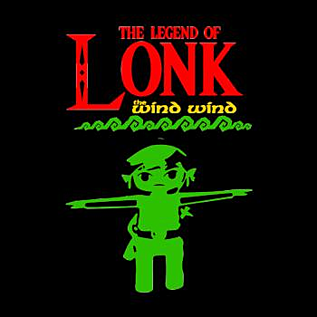 BustedTees: The Legend of Lonk