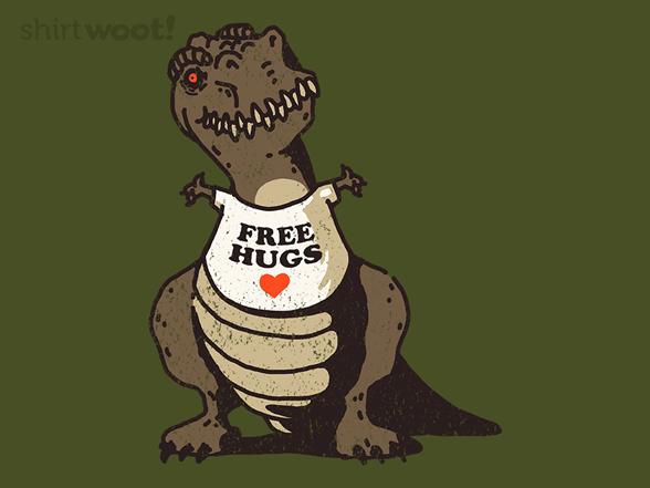 Woot!: Short Hugs