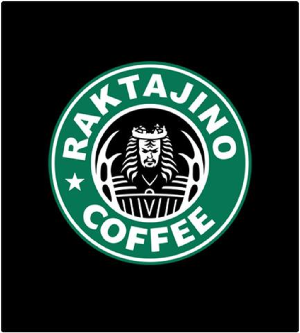 Shirt Battle: Raktajino Coffee