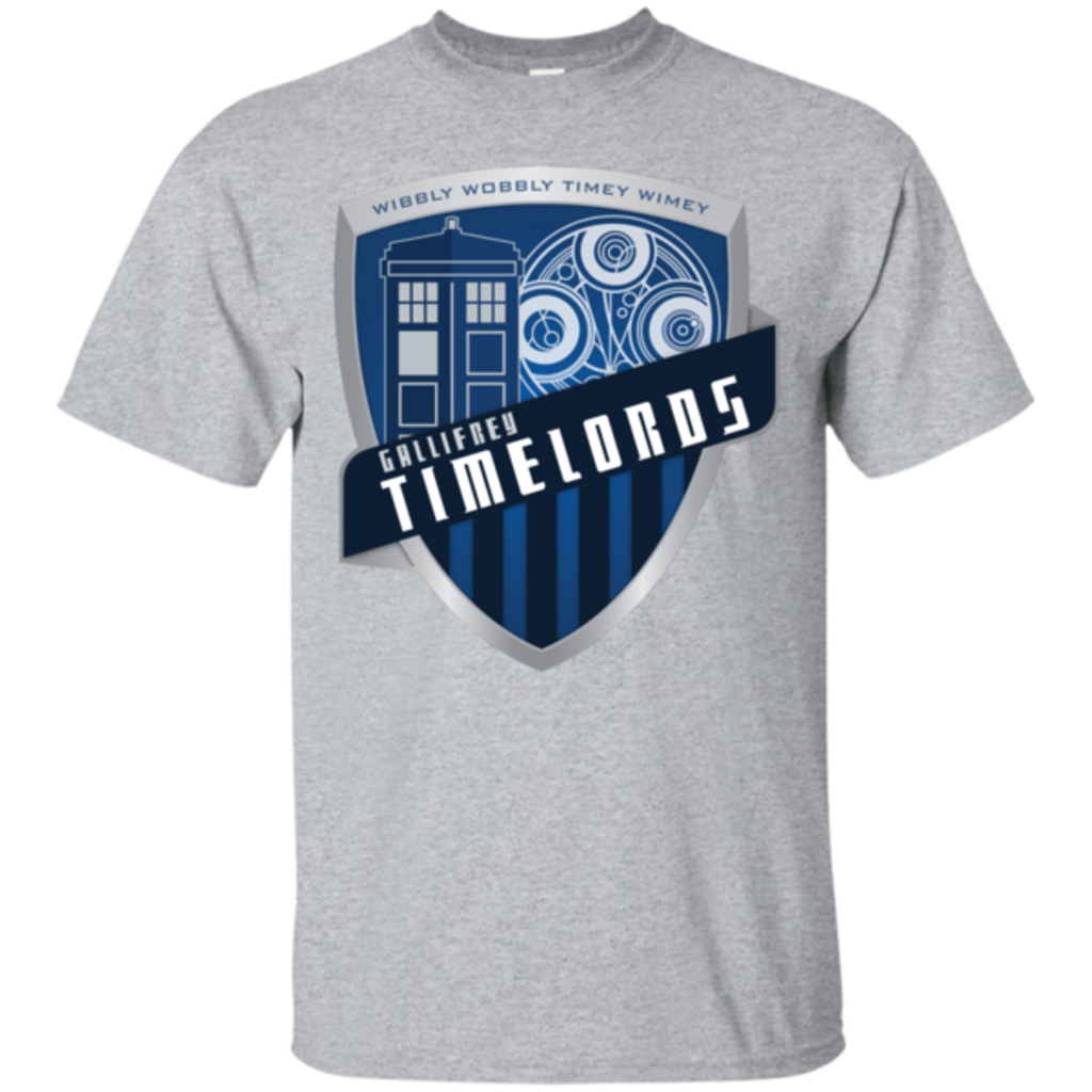 Pop-Up Tee: Gallifrey Timelords