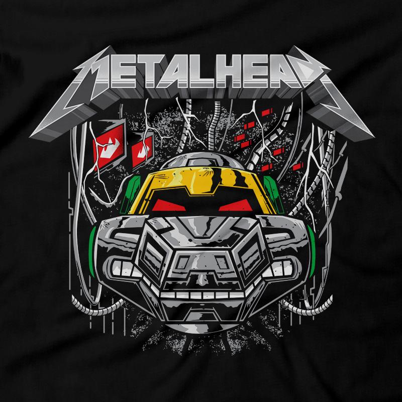 Draculabyte: Metalhead