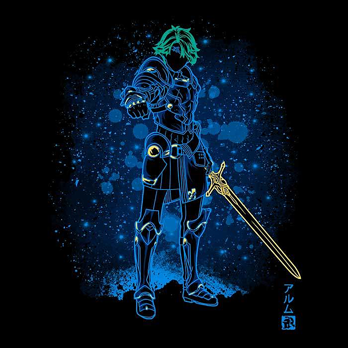 Once Upon a Tee: The Alm