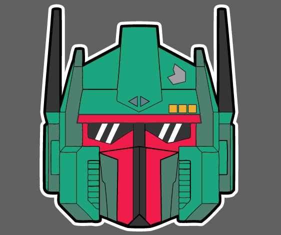 GraphicLab: Optimus Fett
