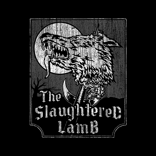 Five Finger Tees: The Slaughtered Lamb T-Shirt