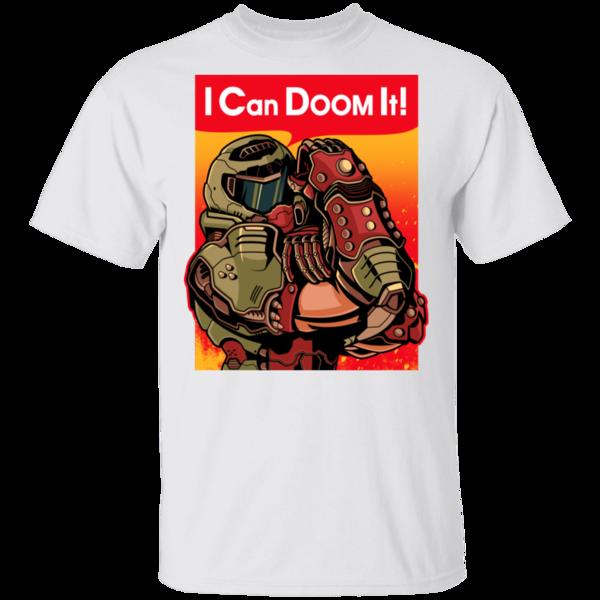 Pop-Up Tee: We Can Doom It