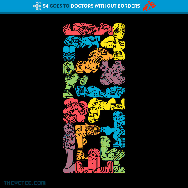 The Yetee: Stacked