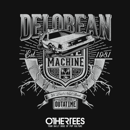 OtherTees: OutaTime