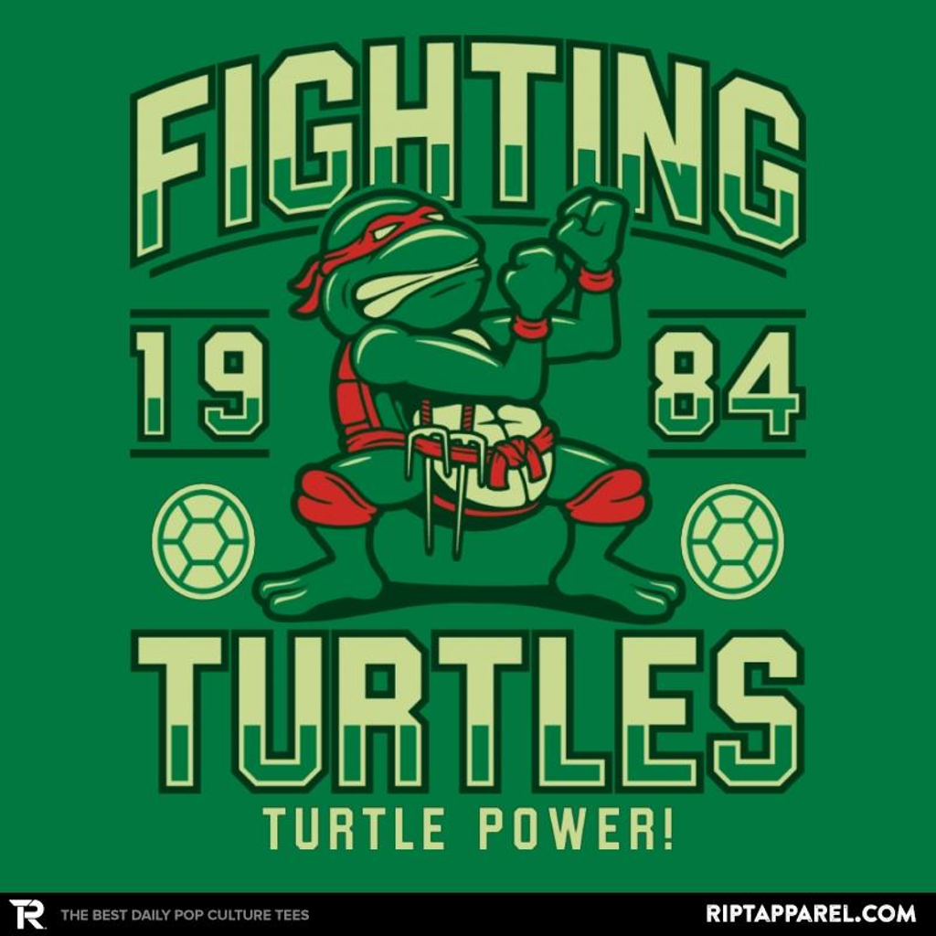 Ript: Fighting Turtles