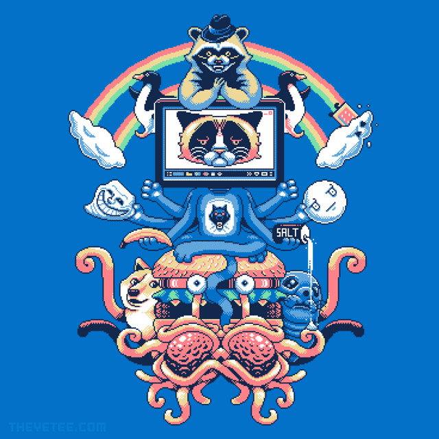 The Yetee: Meme Lord