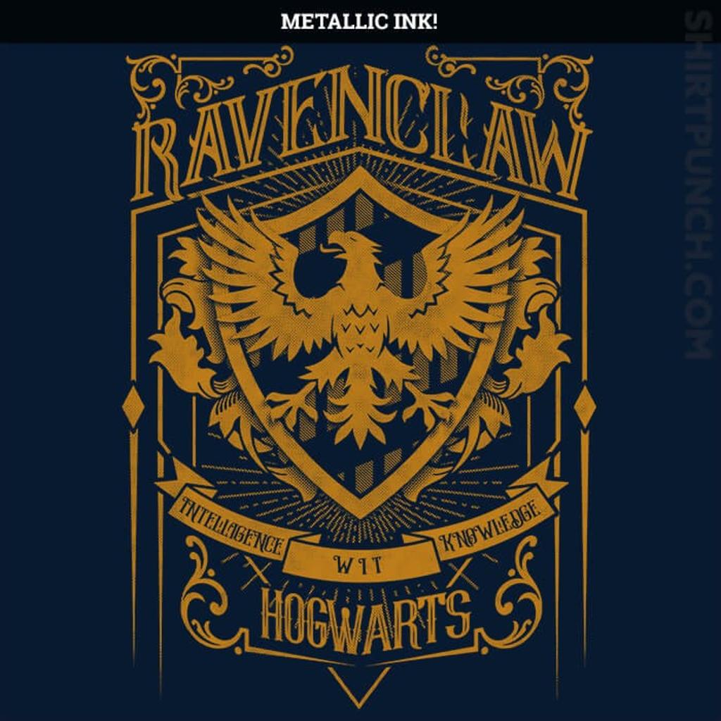 ShirtPunch: Ravenclaw House