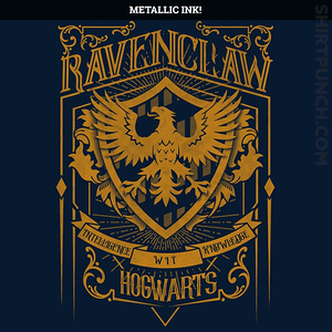 ShirtPunch: Ravenclaw House