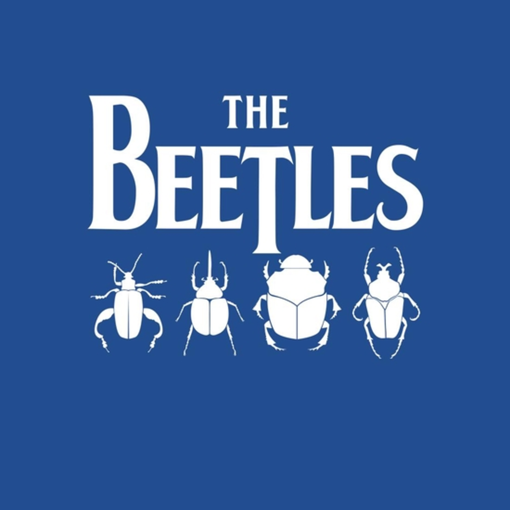 BustedTees: The Beetles