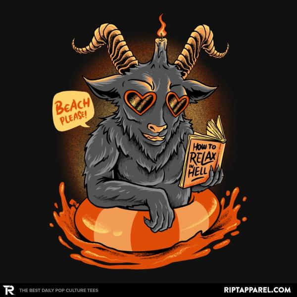 Ript: Relax Time of Evil