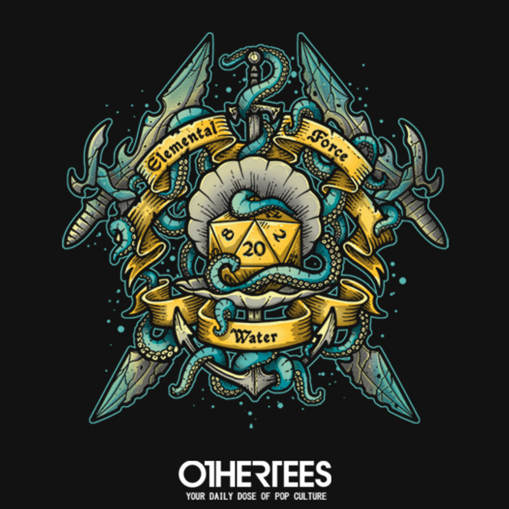 OtherTees: Elemental Water