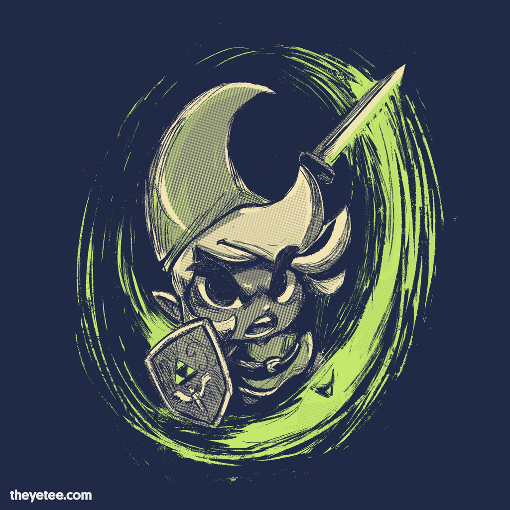 The Yetee: Spin Attack!