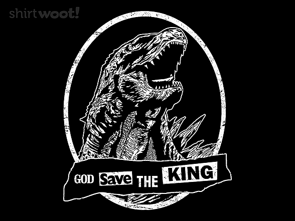 Woot!: God save the King