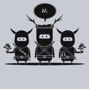 Pop-Up Tee: Ni Ninjas